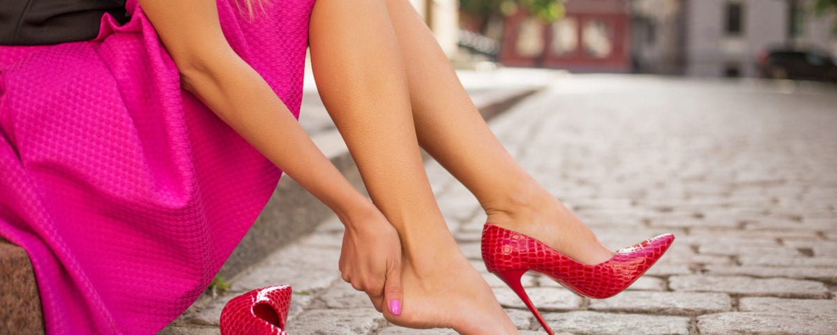 How High Heels Bring Back Pain Spine Center of Texas